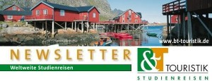 Newsletter Studienreisen